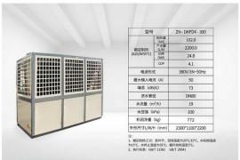 常规空气能热水器控制面板如何设置?