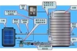 集中热水供应系统