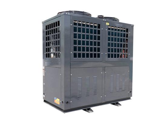空气能热泵游泳池热水机:15HP 顶出风风